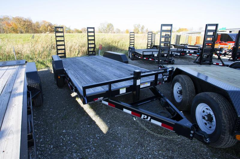 2019 PJ Trailers 16ft Equipment Trailer