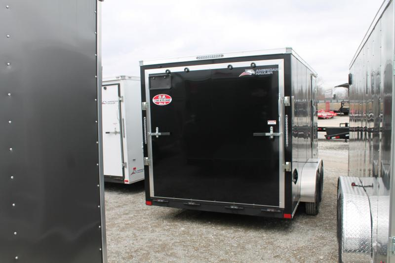 2020 American Hauler 7x14RD Enclosed Cargo Trailer