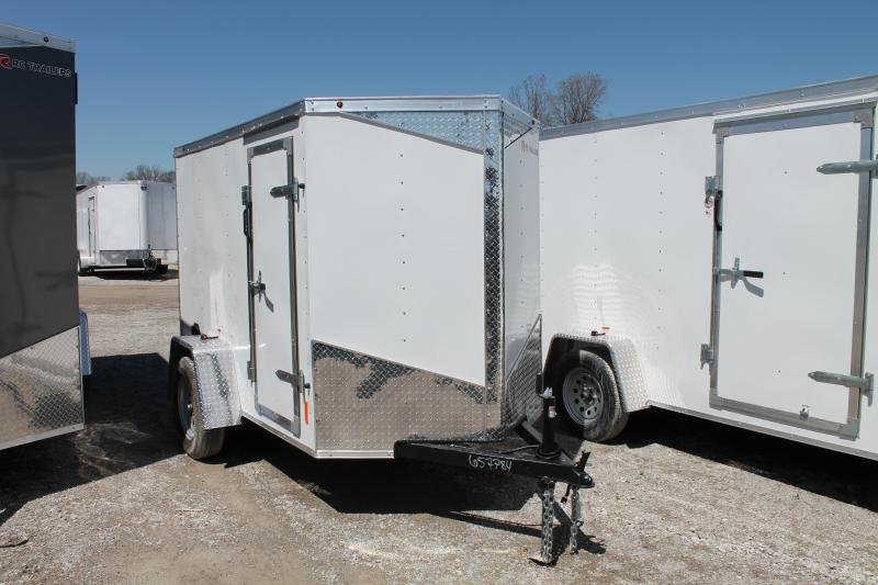 2020 RC Trailers 5' x 8' RD Enclosed Cargo Trailer