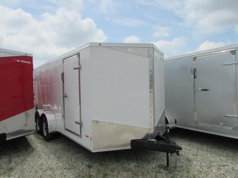 2020 RC Trailers 7x16 Enclosed Cargo Trailer