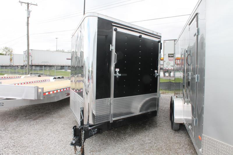 2020 Interstate 26' CAR SNOW COMBO Enclosed Cargo Trailer