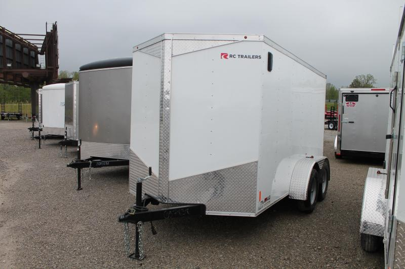 2020 RC Trailers 6x12 RD Enclosed Cargo Trailer