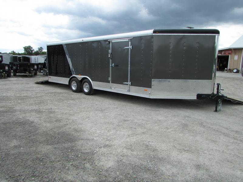 2019 RC Trailers 27 Auto/Snow Combo Enclosed Cargo Trailer