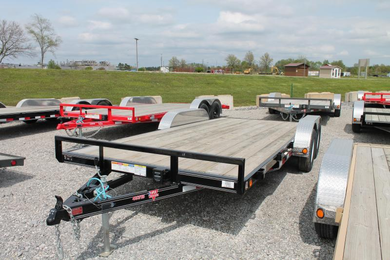2020 PJ Trailers 18' CAR 7K Car / Racing Trailer