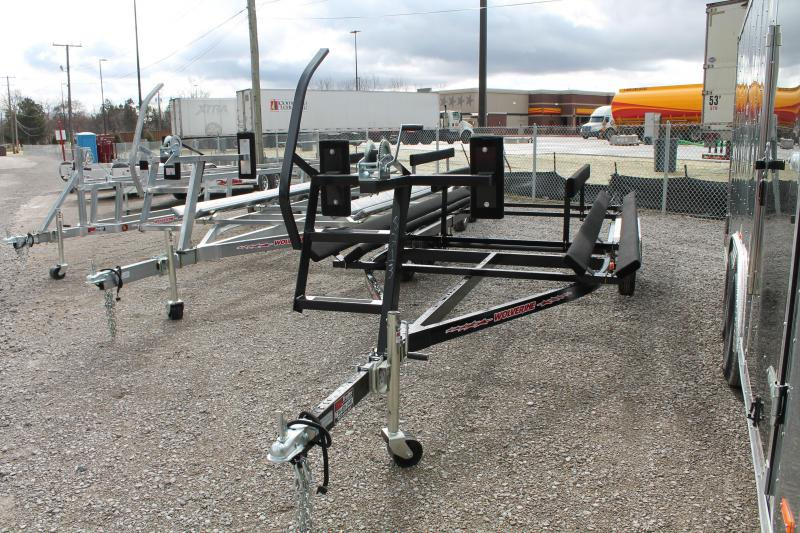 2020 Wolverine Trailers 20' Tandem Axle Pontoon Boat Trailer