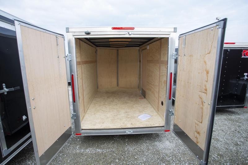RC Trailers 6 X 10 Double Door Enclosed Cargo Trailer