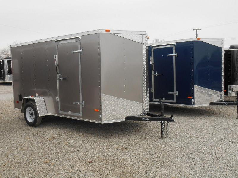 2020 RC Trailers RWT 6X12 SA Enclosed Cargo Trailer
