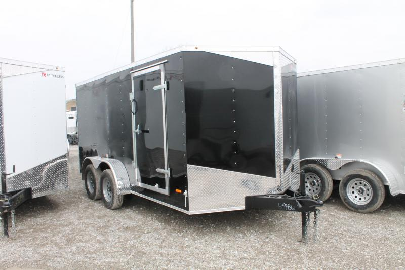 2020 RC Trailers 7x14 RD Enclosed Cargo Trailer