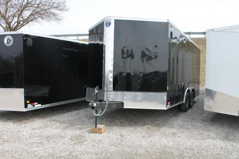 2020 Interstate 8X16 RD Car / Racing Trailer