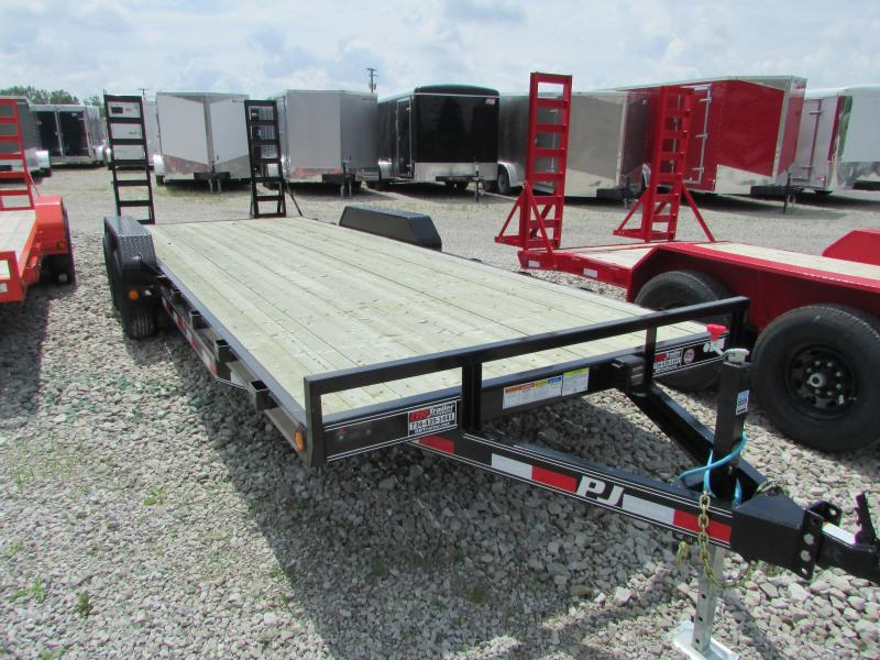 2019 PJ Trailers 22 ft Equipment Trailer