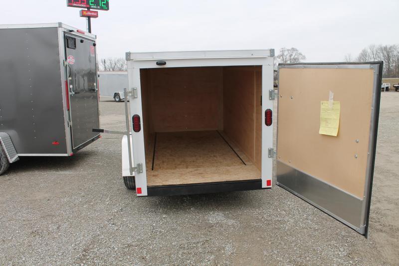 2020 Interstate 5x10 DOOR Enclosed Cargo Trailer