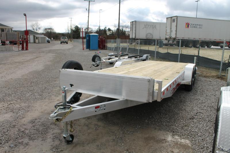 2020 Wolverine Trailers 22' CAR 10K Equipment Trailer