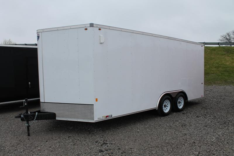 2020 Interstate 18' CAR 7K Car / Racing Trailer