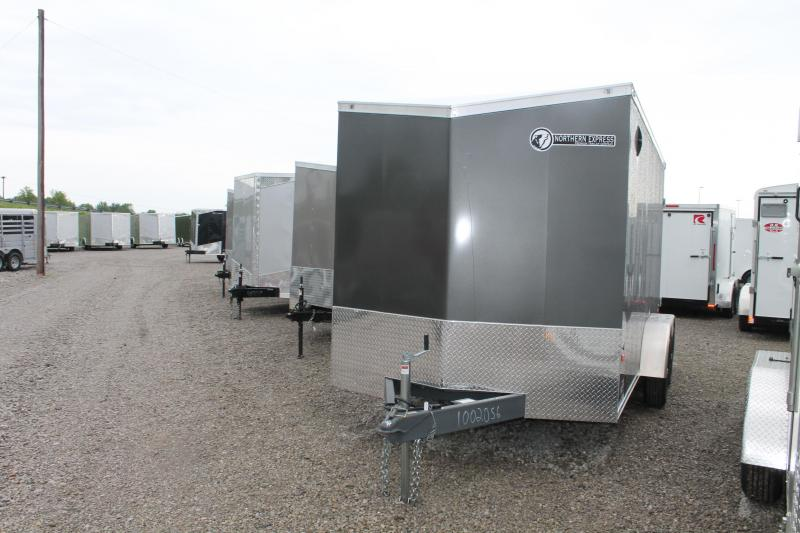 2020 Haul-About 7'X14' DD Enclosed Cargo Trailer