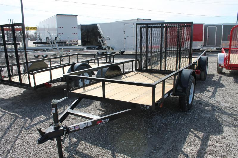 2020 Carry-On 5Ft x 8Ft RG Utility Trailer