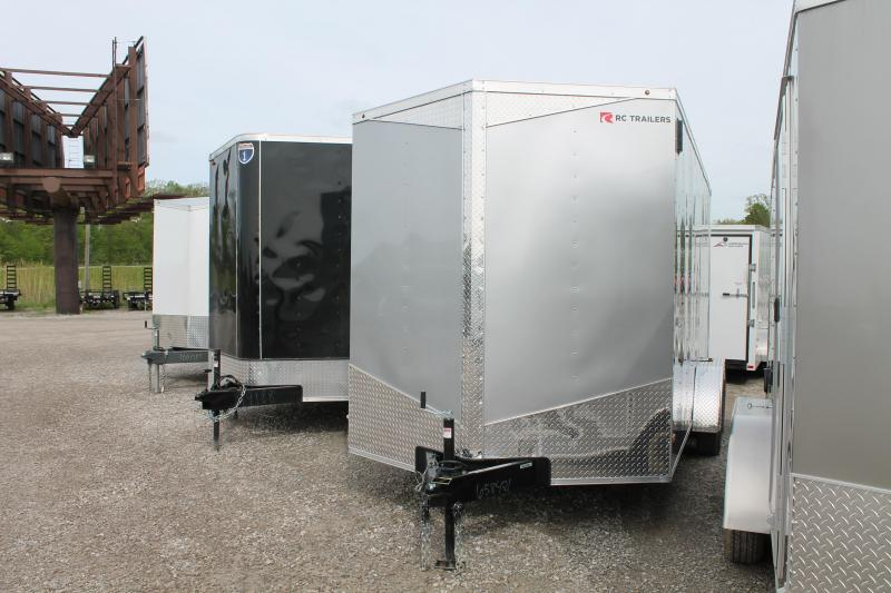 2020 RC Trailers 7'X16' + 12 RD Enclosed Cargo Trailer