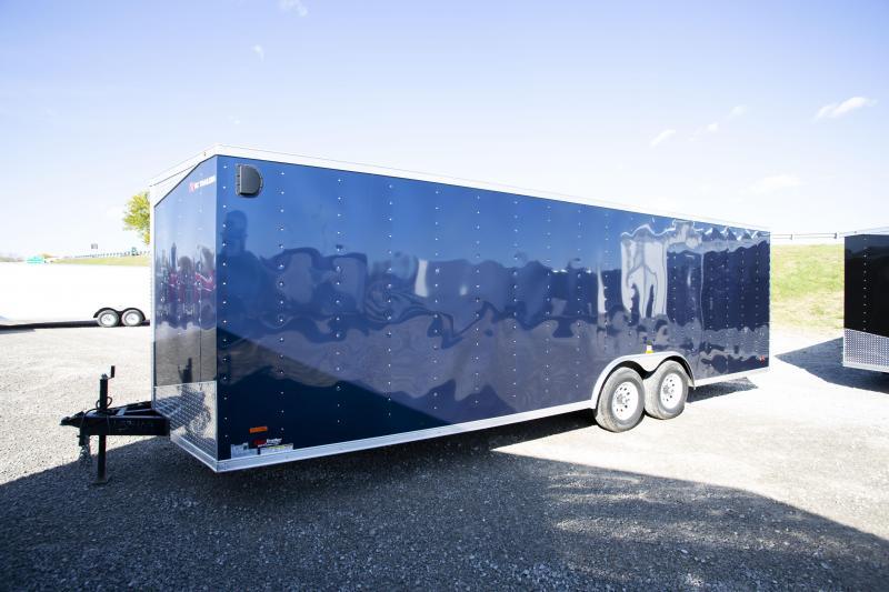 2020 RC Trailers 24 ft Carhauler Car / Racing Trailer