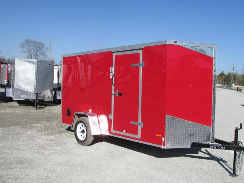 2019 RC Trailers RWT 6 X 12 SA Enclosed Cargo Trailer