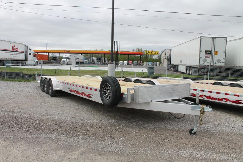 2020 Wolverine Trailers 34' CAR 21K Car / Racing Trailer