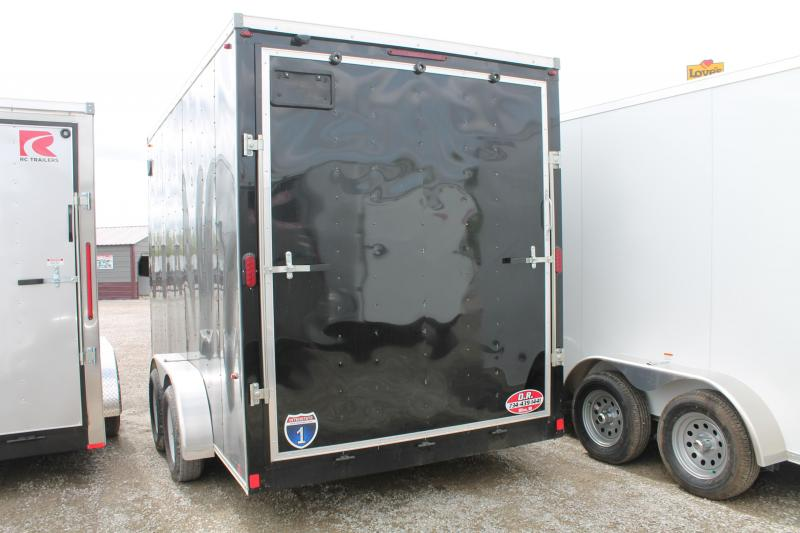 2020 Interstate 7'X14' RD Enclosed Cargo Trailer