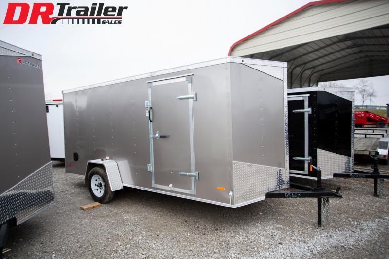 2020 RC Trailers 6 X 14 Enclosed Cargo Trailer
