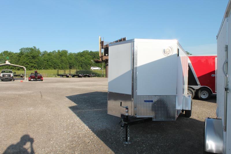 2020 Darkhorse Cargo 6'X12'RD Enclosed Cargo Trailer