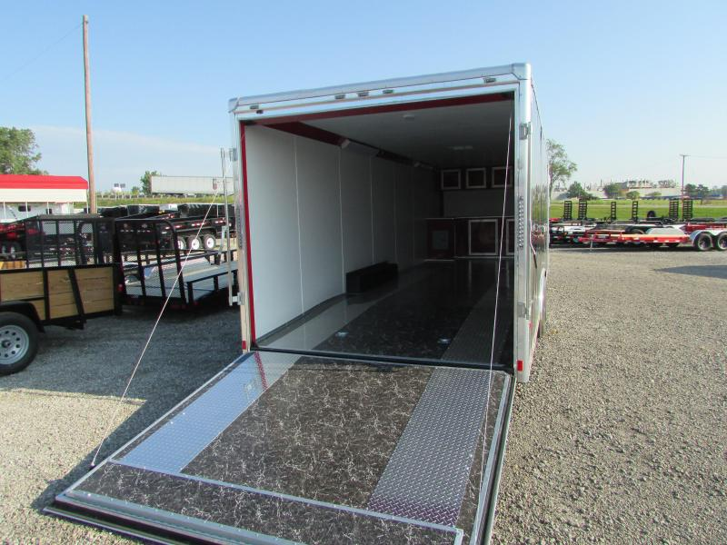 2019 American Hauler Industries 28ft Race Enclosed Cargo Trailer