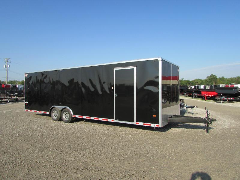 2019 American Hauler Industries 28ft Race Enclosed Cargo Trailer