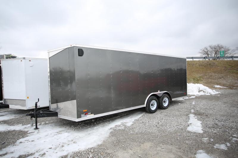 NEW RC Trailers 8.5 x 20 Carhauler Enclosed Cargo Trailer