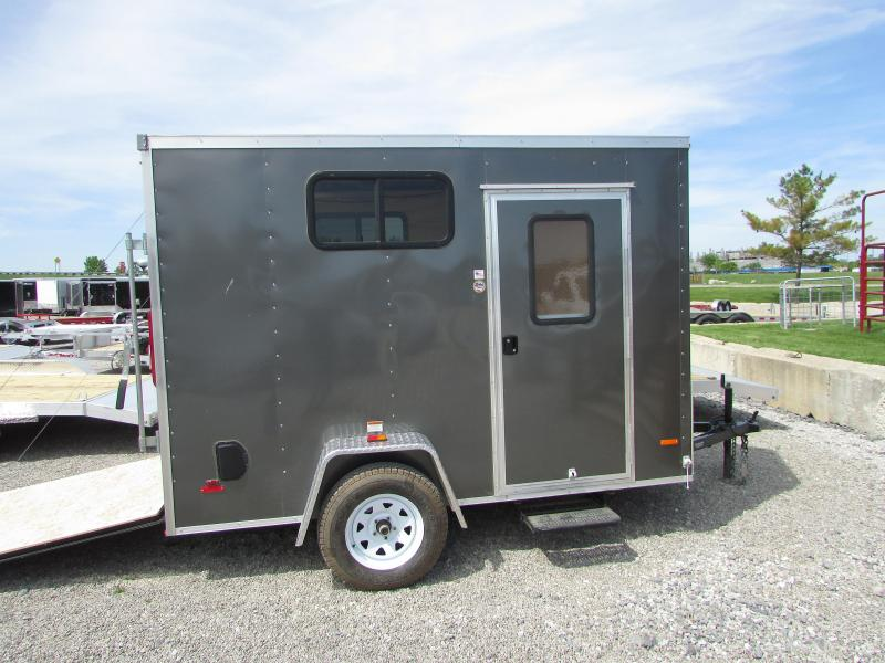 2019 RC Trailers RWT 6 x 10' Enclosed Cargo Trailer