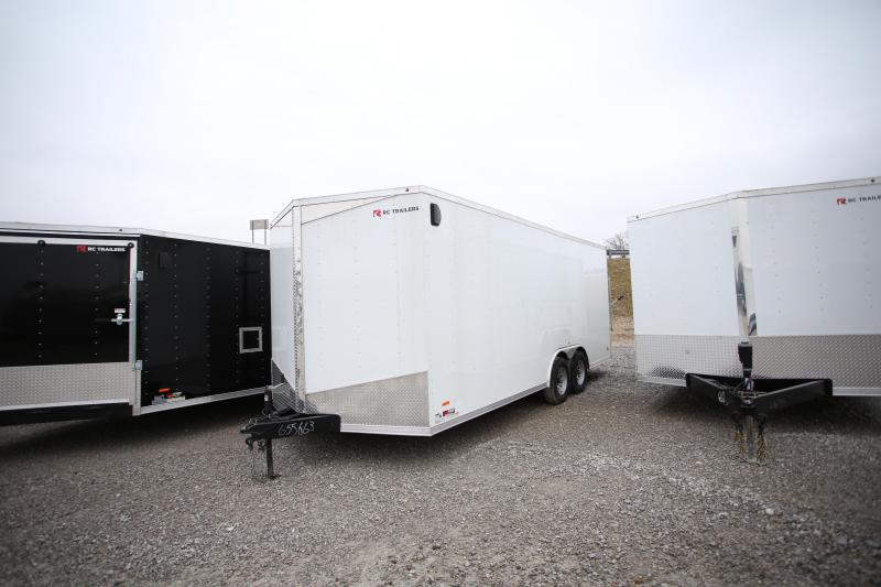 2020 Interstate 20' Carhauler Enclosed Cargo Trailer