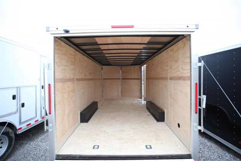 Interstate 20' Carhauler Enclosed Cargo Trailer