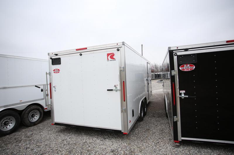 Interstate 20' Carhauler Enclosed Cargo Trailer