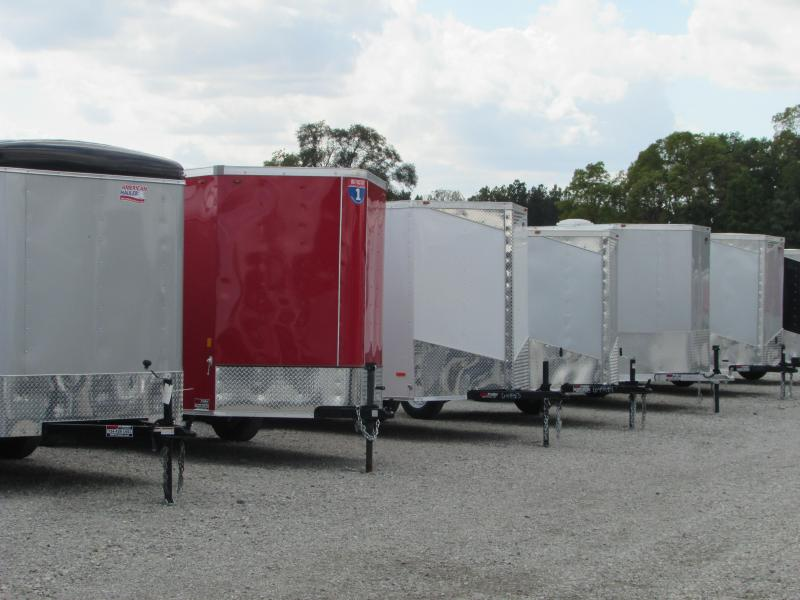 2019 RC Trailers BEST DEALS @ DR TRAILER On All Enclosed Cargo Trailer