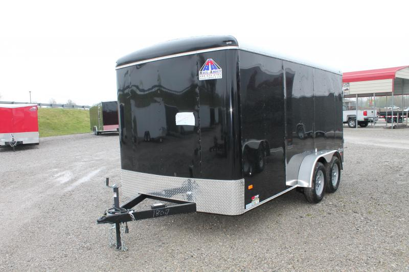 2020 Haul-About 7X14 RD Enclosed Cargo Trailer