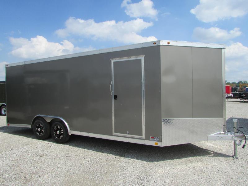 2019 Interstate 20 ft Carhauler Enclosed Cargo Trailer