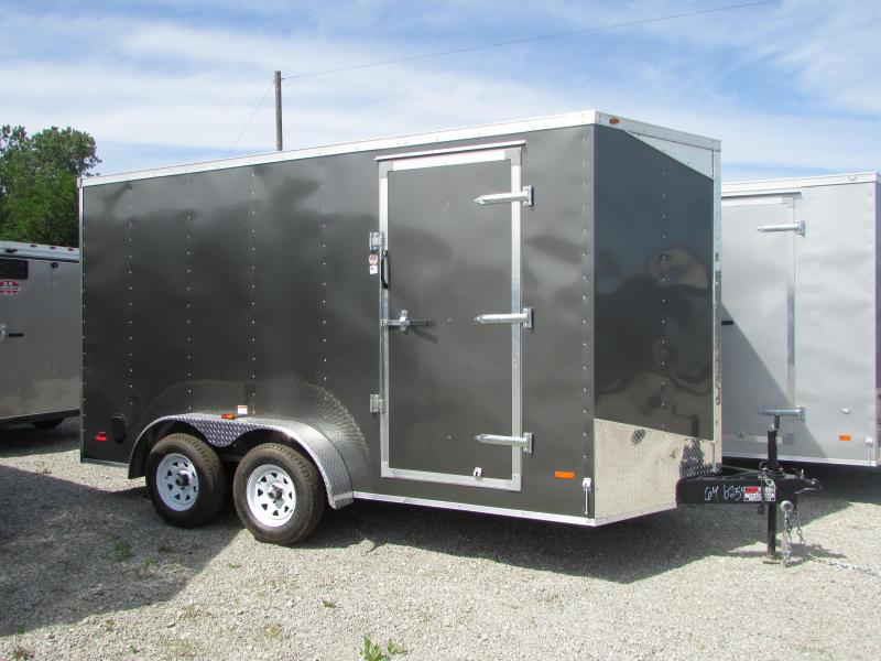 RC Trailers RWT 7X16 TA2 Enclosed Cargo Trailer