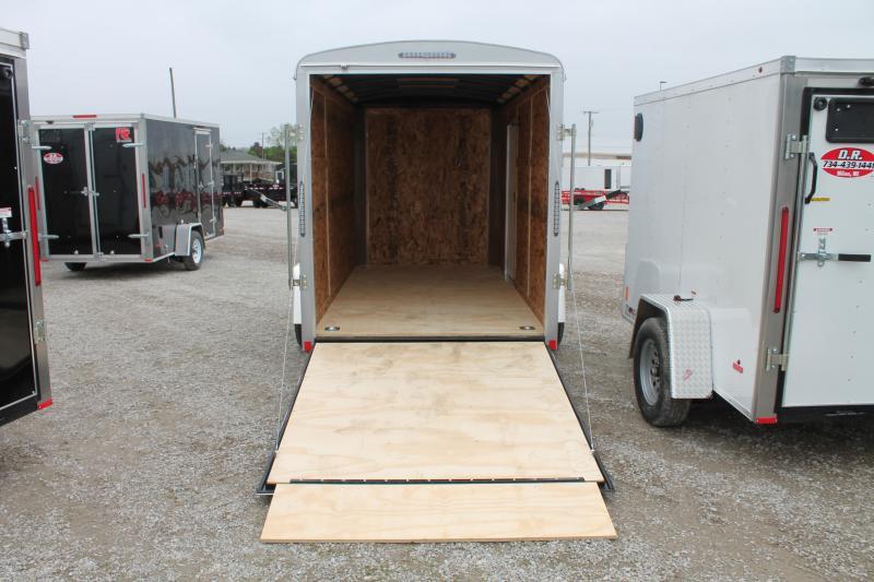 2020 Darkhorse Cargo 6'X12+6 RD Enclosed Cargo Trailer