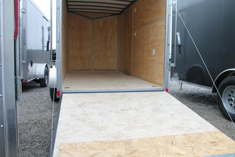 2020 Haul-About 6'X12' RD Enclosed Cargo Trailer