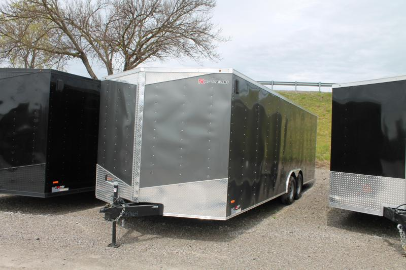 2020 RC Trailers 24' CAR 10K Car / Racing Trailer