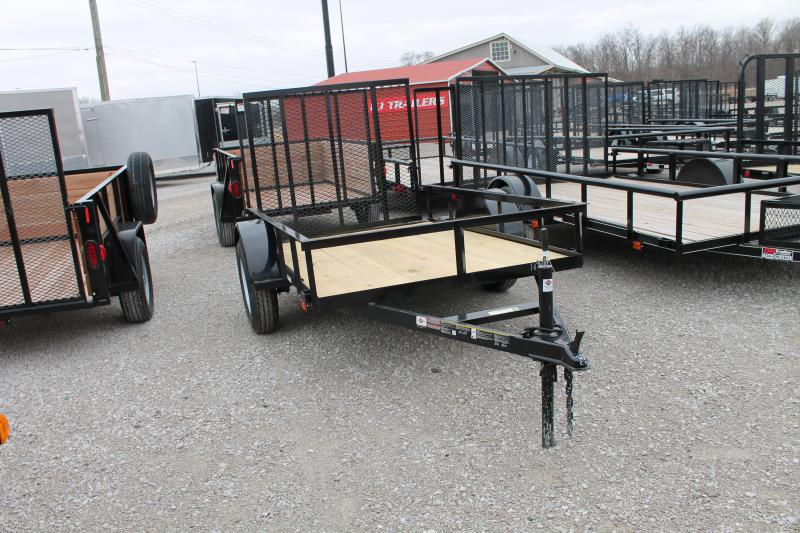 2020 Carry-On 5'x8' RG Equipment Trailer