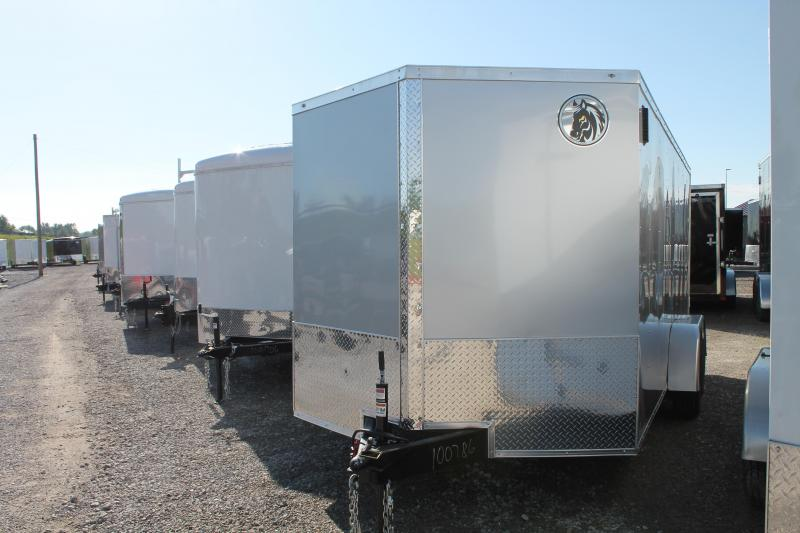 2020 Darkhorse Cargo 7'X16' RD Enclosed Cargo Trailer