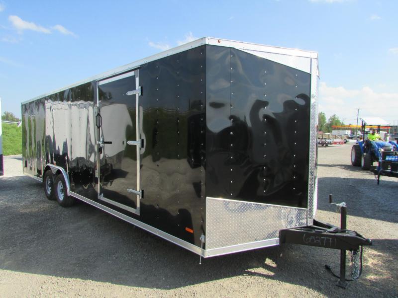 2020 RC Trailers 26 ft Carhauler Enclosed Cargo Trailer