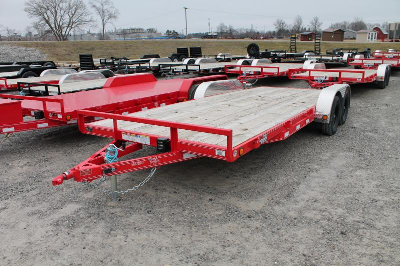 2020 PJ Trailers 20' CAR 7K Car / Racing Trailer