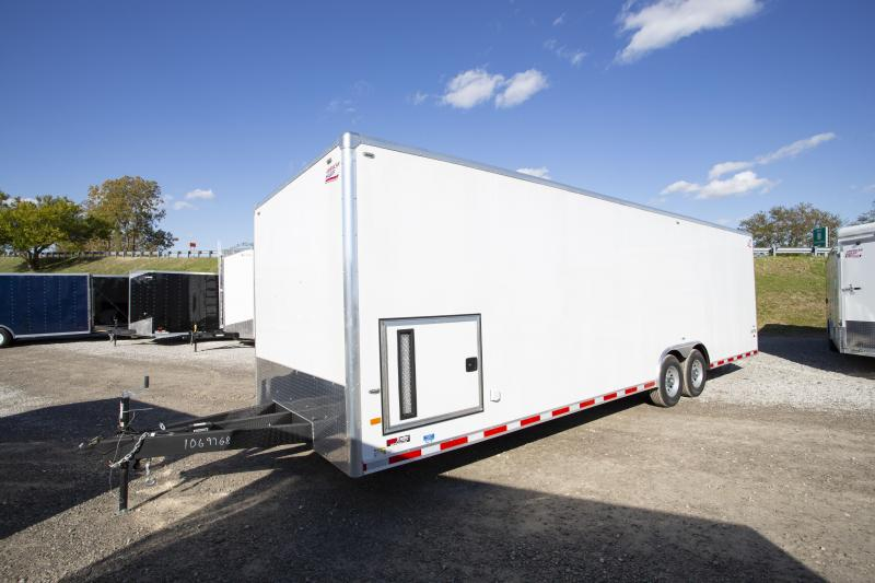 American Hauler 8 1/2 x 28 Car / Racing Trailer