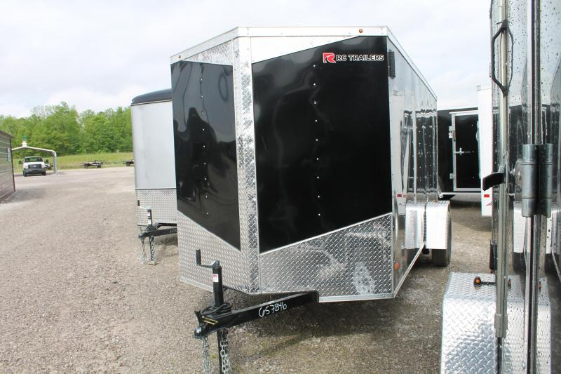 2020 RC Trailers 6'X14 RD Enclosed Cargo Trailer