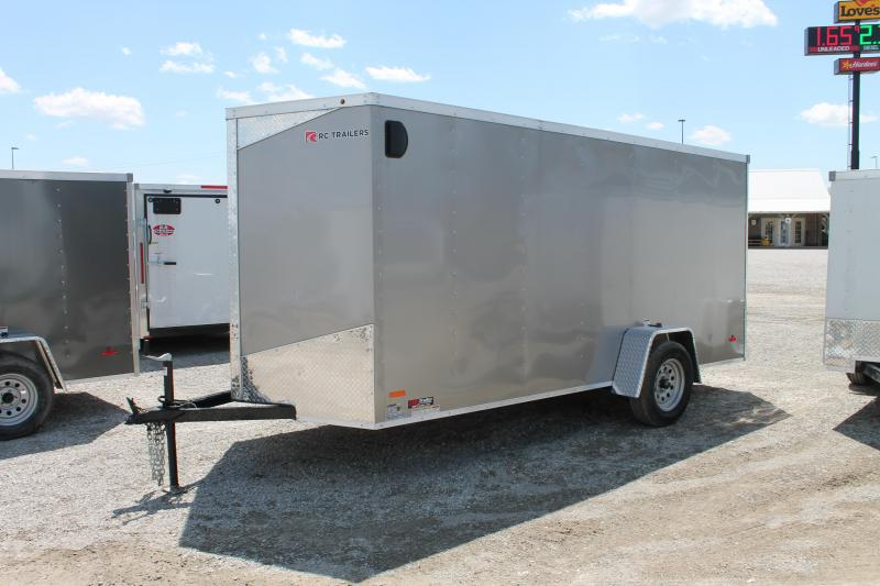 2020 RC Trailers 6' X 14' RD Enclosed Cargo Trailer