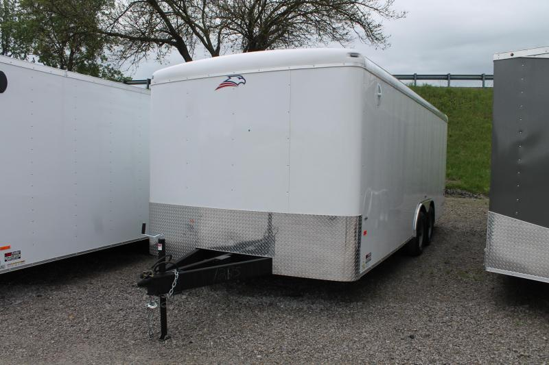 2020 AMERICAN HAULER Trailers 20' CAR 10K Car / Racing Trailer