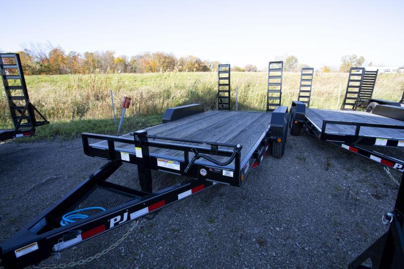 2020 PJ Trailers 16 ft Equipment Trailer