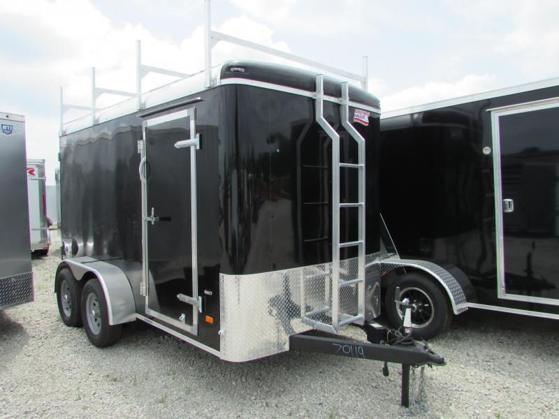 2019 American Hauler Industries 6 x 12 Contractors Enclosed Cargo Trailer